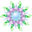 64x64px size png icon of Symbol purpel