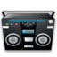 64x64px size png icon of Tape recoder