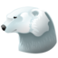 64x64px size png icon of Polar bear