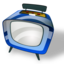 64x64px size png icon of Television