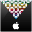 64x64px size png icon of Apple Store Louvre