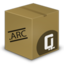 64x64px size png icon of ARC box