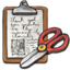 64x64px size png icon of Clipboard Manager