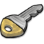 64x64px size png icon of Key