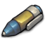 64x64px size png icon of One of those ugly pens you just find lying around