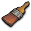 64x64px size png icon of Paintbrush