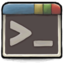 64x64px size png icon of Terminal