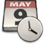 64x64px size png icon of Time Date