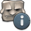 64x64px size png icon of User Info