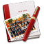 64x64px size png icon of Notebook Photo Class