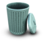 64x64px size png icon of BinOpen