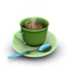64x64px size png icon of Coffee