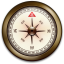 64x64px size png icon of Compass iPhone