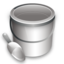 64x64px size png icon of Construction bucket