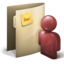 64x64px size png icon of Personal Folder