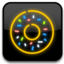 64x64px size png icon of Doughnut
