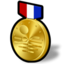 64x64px size png icon of Medal