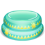 64x64px size png icon of Kiddie Pool Empty