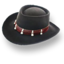 64x64px size png icon of Hat Bolero