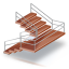 64x64px size png icon of Escaleras