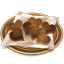 64x64px size png icon of Chocolates cookies