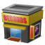 64x64px size png icon of Shop Records