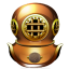 64x64px size png icon of Nautilus Diving Bell