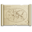 64x64px size png icon of Nautilus Navigation Map