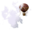 64x64px size png icon of Sky Balloon