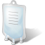 64x64px size png icon of Equipment IVBag