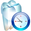 64x64px size png icon of Temporary tooth