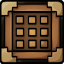 64x64px size png icon of Crafting Table