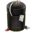 64x64px size png icon of Trash Can Full