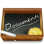 64x64px size png icon of Dossier ardoise documents