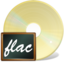 64x64px size png icon of Fichiers flac