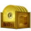 64x64px size png icon of HDD Windows