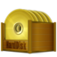 64x64px size png icon of HDD