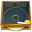 64x64px size png icon of Lecteur cd dvd