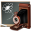 64x64px size png icon of My Picture old school