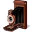 64x64px size png icon of Old camera