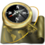 64x64px size png icon of Old explorer v2