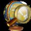 64x64px size png icon of Recherche internet