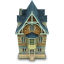 64x64px size png icon of Old House