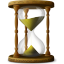 64x64px size png icon of Hourglass Sandclock