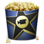 64x64px size png icon of Popcorn