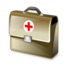 64x64px size png icon of medical bag