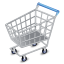 64x64px size png icon of shop cart
