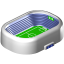 64x64px size png icon of Stadium