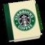 64x64px size png icon of StarbucksAddressBookV3 by chekkz
