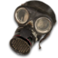 64x64px size png icon of Gas Mask